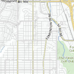 Calgary Traffic Information Map