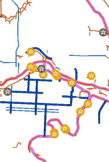 The City of Calgary - Cycling and walking route maps Yahoo Maps Route Planner on yahoo maps gps, yahoo maps car, yahoo maps maps,